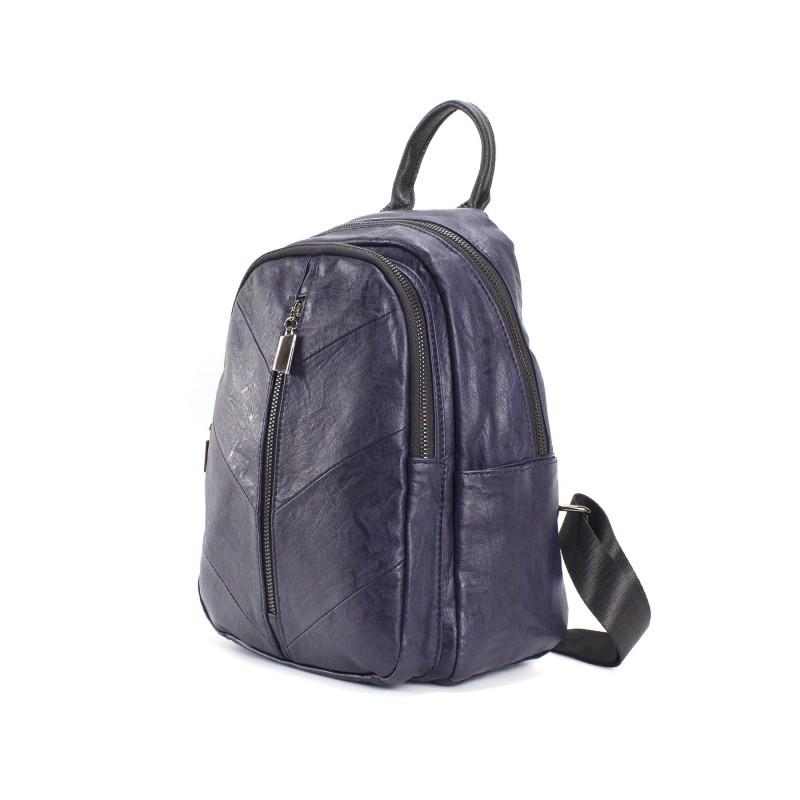 Женский рюкзак Jenny синий - 11 фото