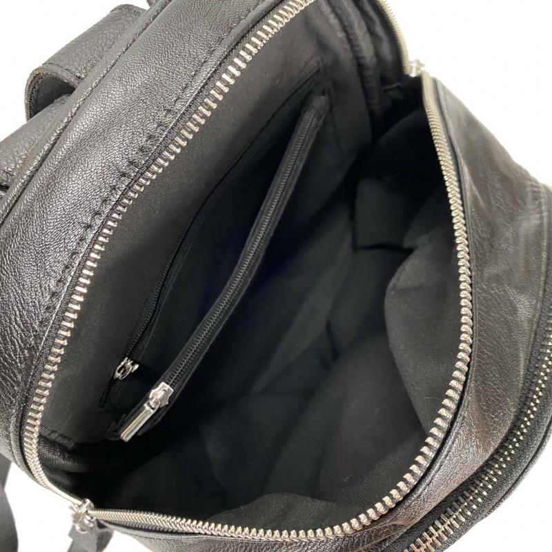 Женский рюкзак Sandy черный - 7 фото
