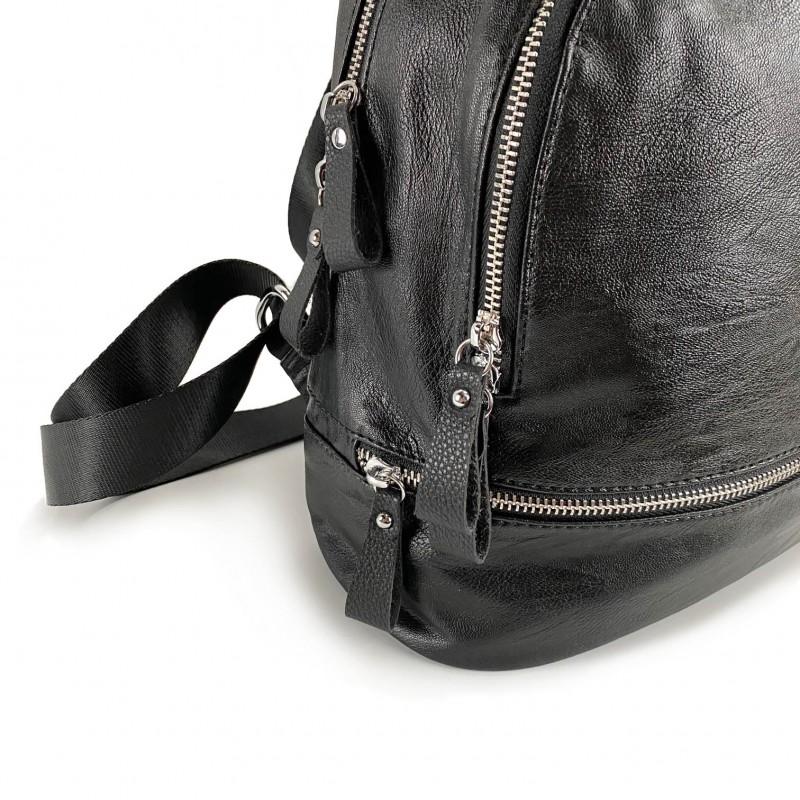 Женский рюкзак Sandy черный - 8 фото