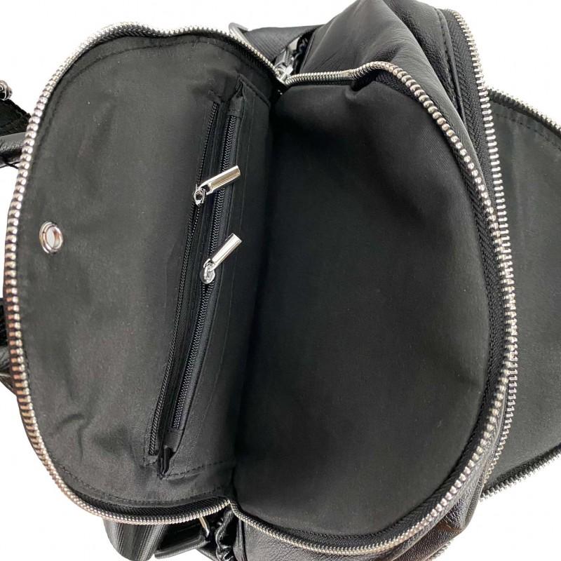 Женский рюкзак Patsy черный - 8 фото