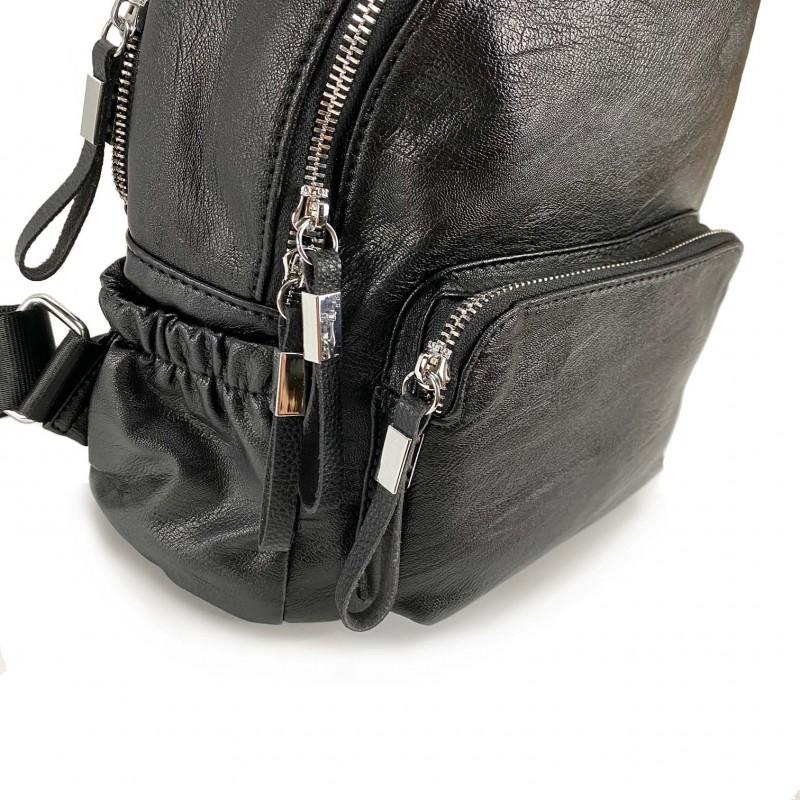 Женский рюкзак Patsy черный - 10 фото