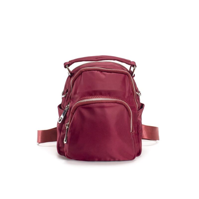 Женский рюкзак Vox бордовый фото