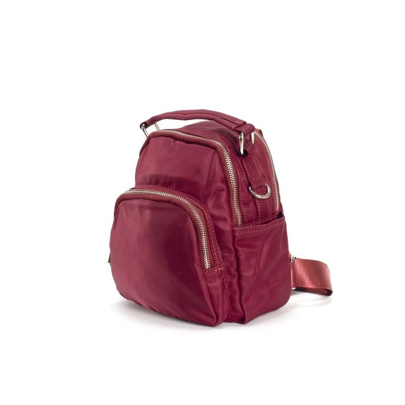 Женский рюкзак Vox бордовый - 1 фото
