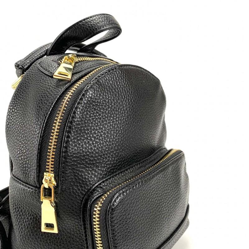 Женский рюкзак Amy черный - 7 фото