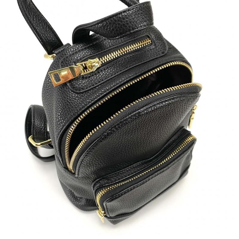 Женский рюкзак Amy черный - 8 фото