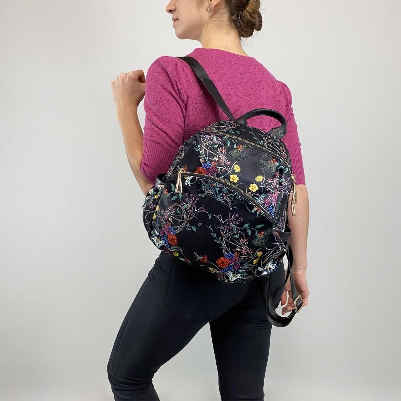 Женский рюкзак Nikki разноцветный - 5 фото