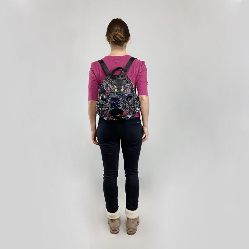 Женский рюкзак Nikki разноцветный - 6 фото