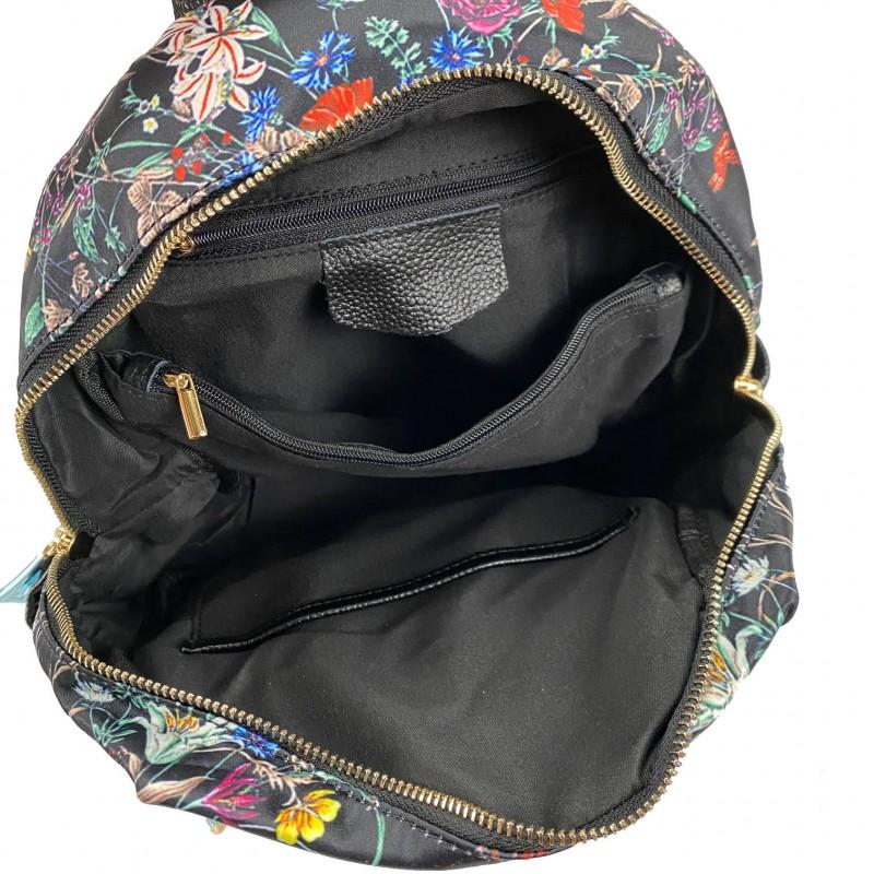 Женский рюкзак Nikki разноцветный - 7 фото