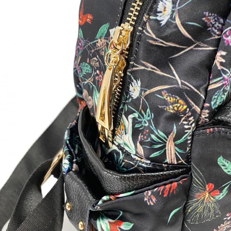 Женский рюкзак Nikki разноцветный - 8 фото
