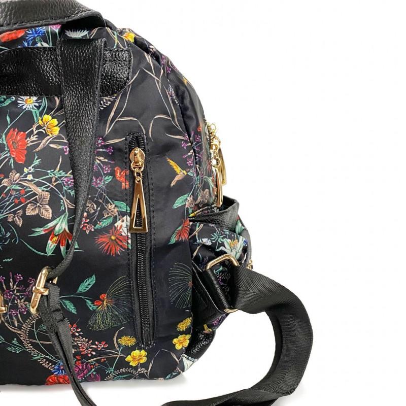 Женский рюкзак Nikki разноцветный - 9 фото