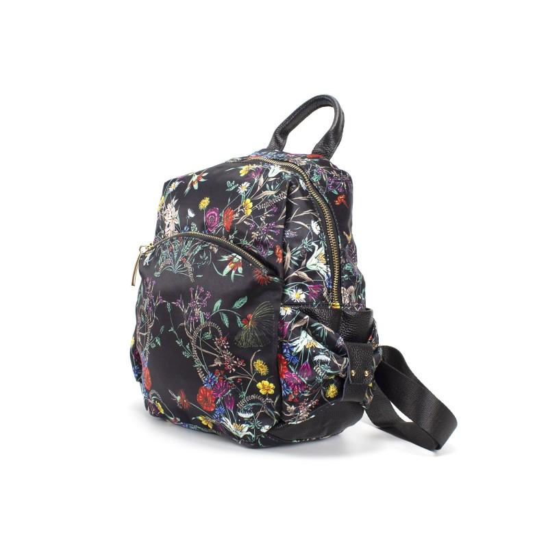 Женский рюкзак Nikki разноцветный - 10 фото