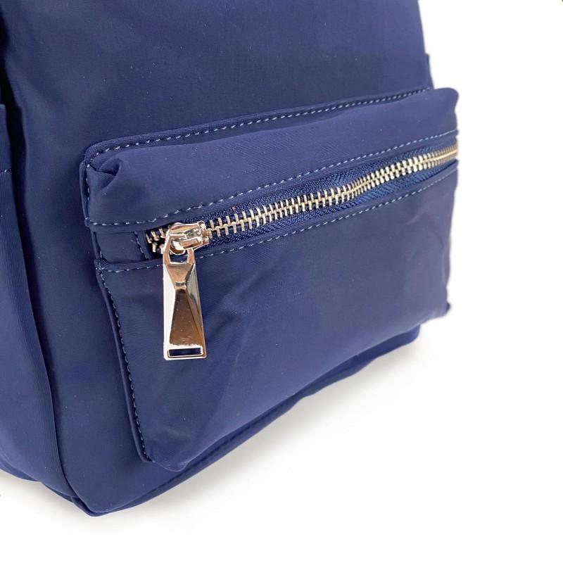 Женский рюкзак Julie синий - 9 фото