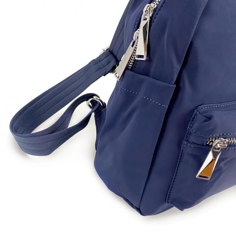 Женский рюкзак Julie синий - 10 фото