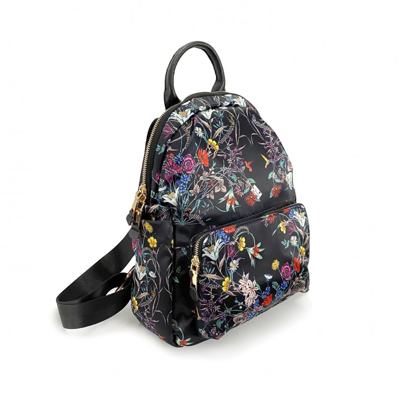 Женский рюкзак Jasmine разноцветный - 9 фото