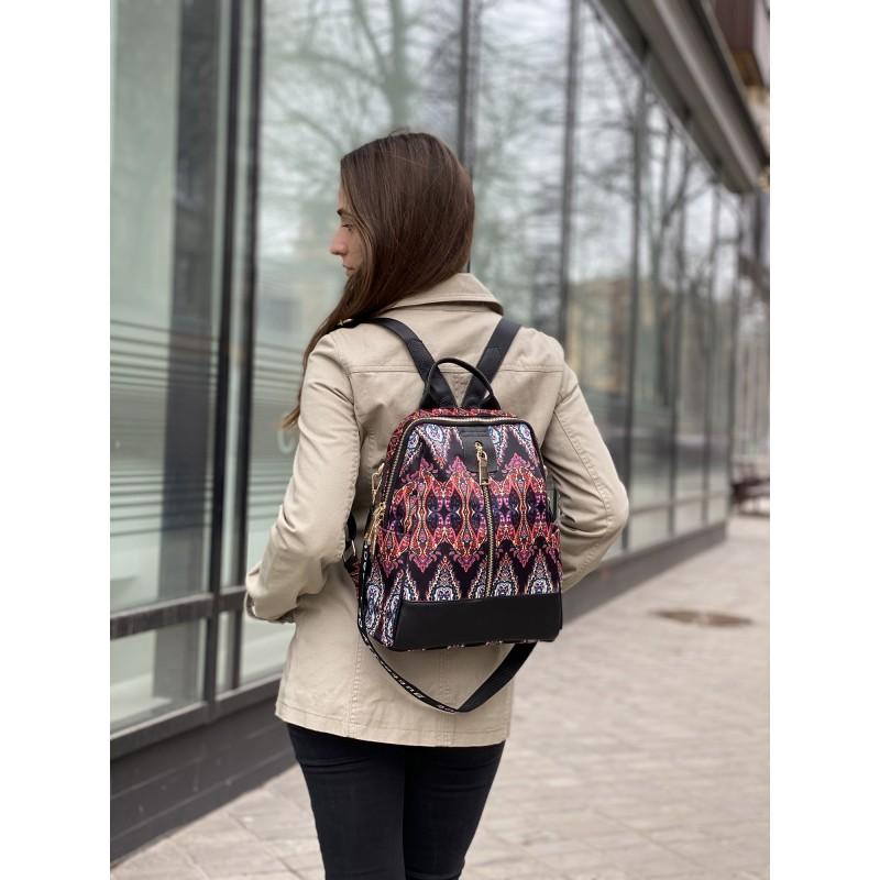 Женский рюкзак Gloria разноцветный - 4 фото
