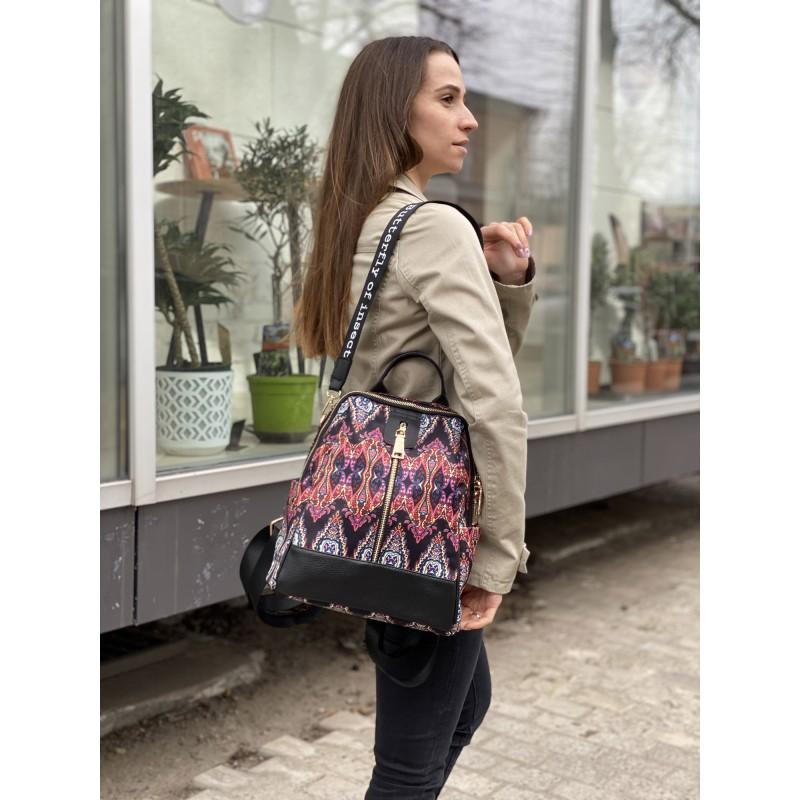 Женский рюкзак Gloria разноцветный - 8 фото
