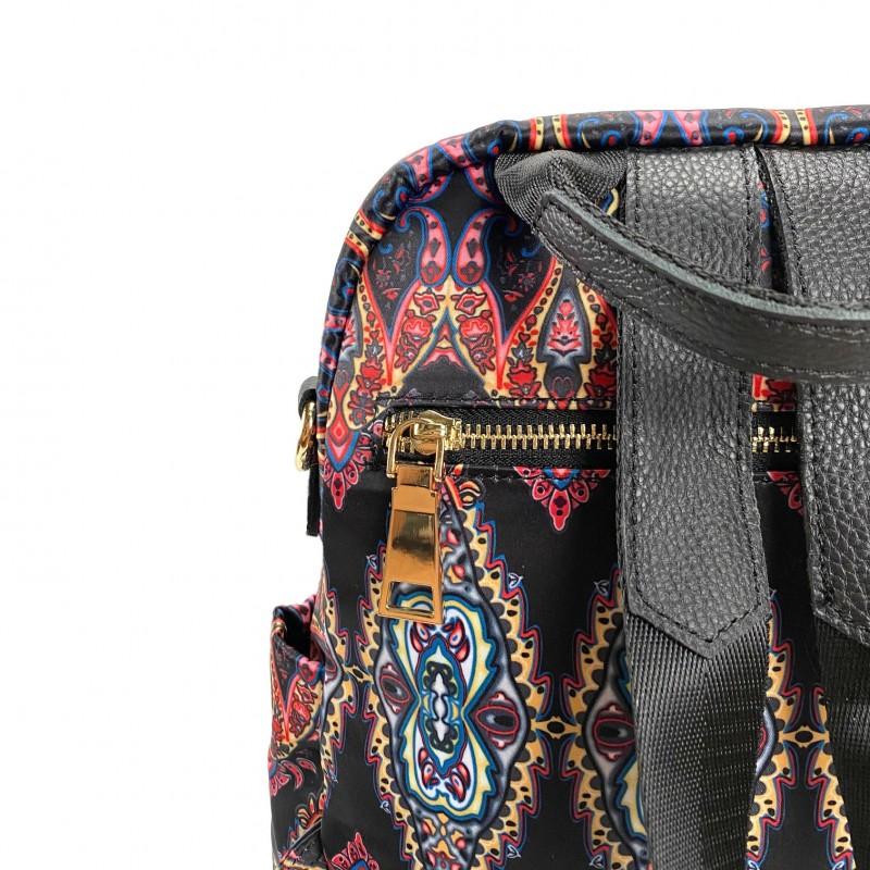 Женский рюкзак Gloria разноцветный - 10 фото