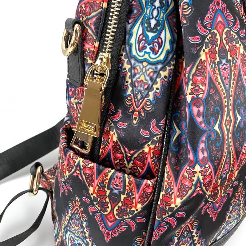 Женский рюкзак Gloria разноцветный - 11 фото