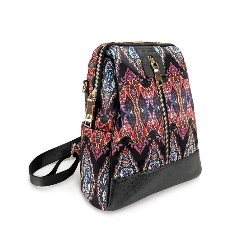Женский рюкзак Gloria разноцветный - 13 фото