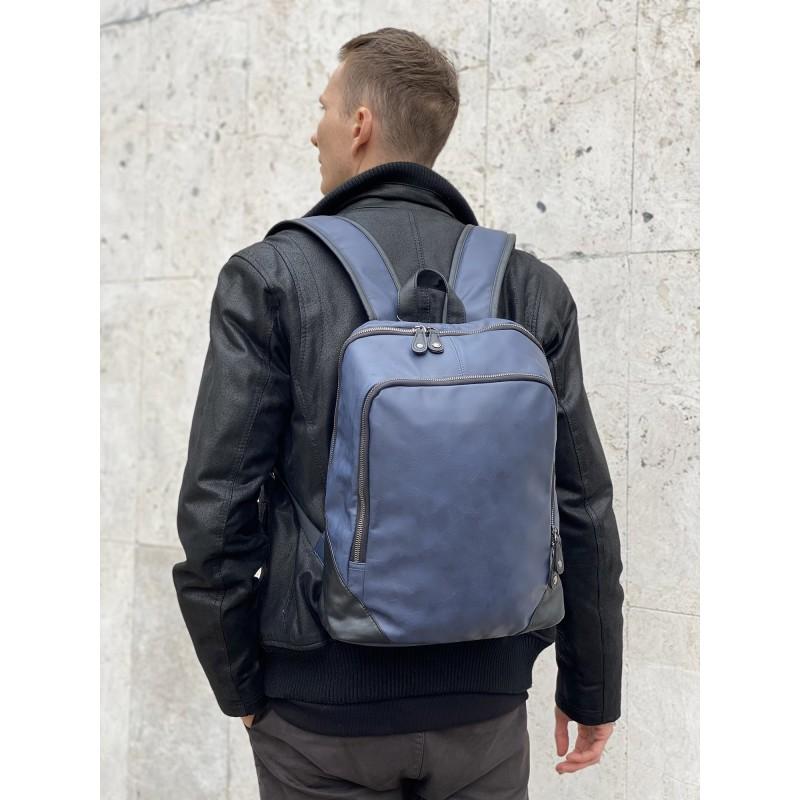 Рюкзак Ultra синий - 4 фото