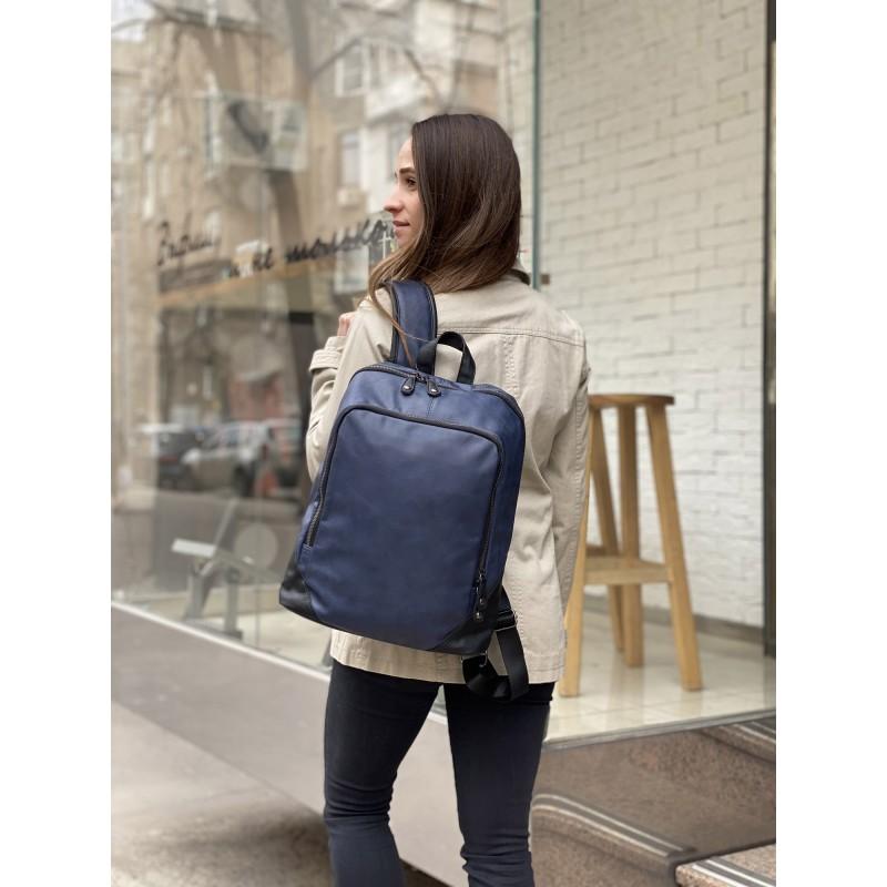 Рюкзак Ultra синий - 6 фото