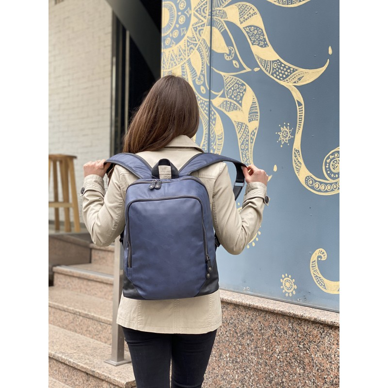 Рюкзак Ultra синий - 7 фото