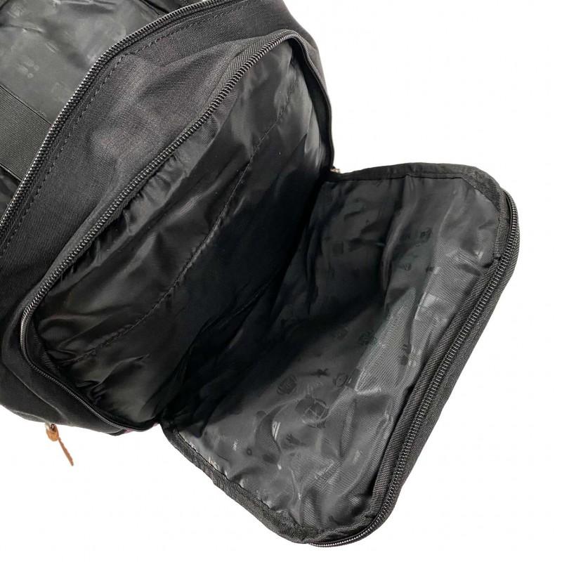 Женский рюкзак Fashion черно-розовый - 11 фото