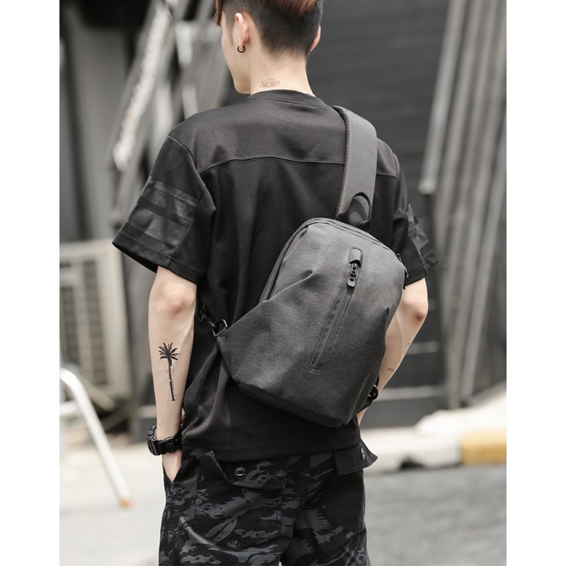 Мужской рюкзак Tailor на одно плечо - 1 фото