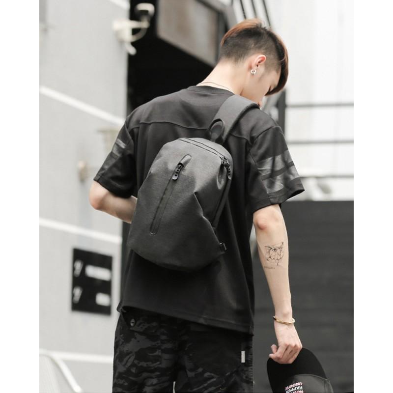 Мужской рюкзак Tailor на одно плечо - 2 фото