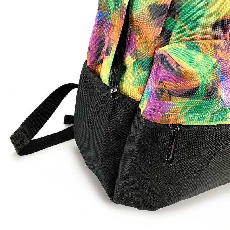 Жіночий рюкзак Illusion View різнокольоровий - 8 фото